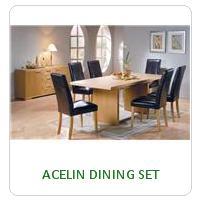 ACELIN DINING SET